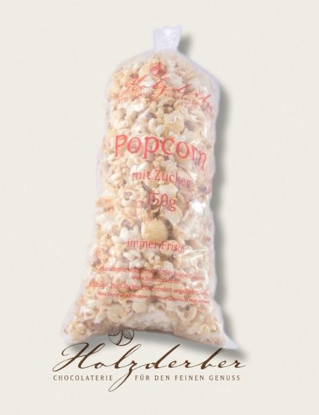 Popcorn mit Zucker klein