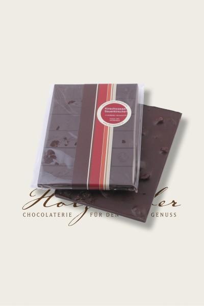 Kirschwasser Sauerkirsch Zarbitter Schokolade