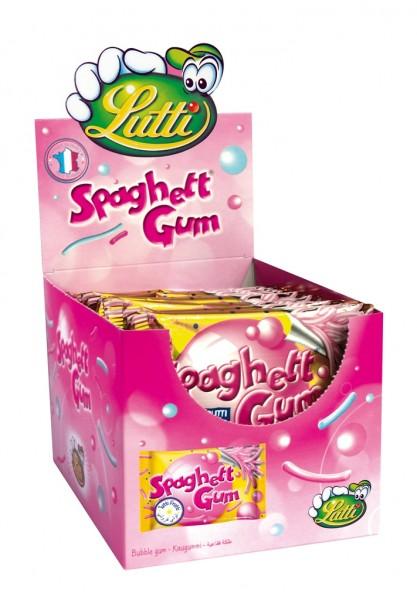 Spaghetti Gum